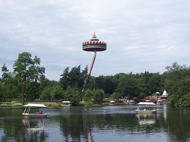 pagode efteling