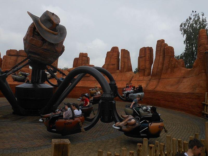 el torito attractiepark slagharen