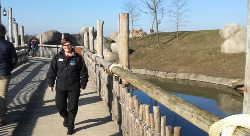 wildlands week van de vrijwilliger