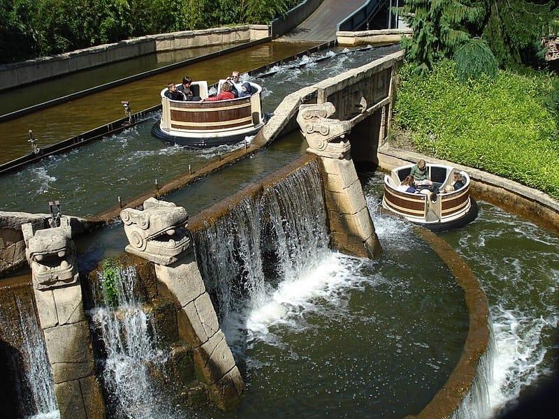 el rio bobbejaanland