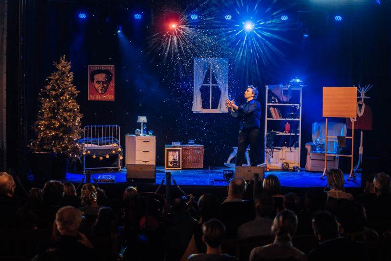 peter eggink toverland kerstshow