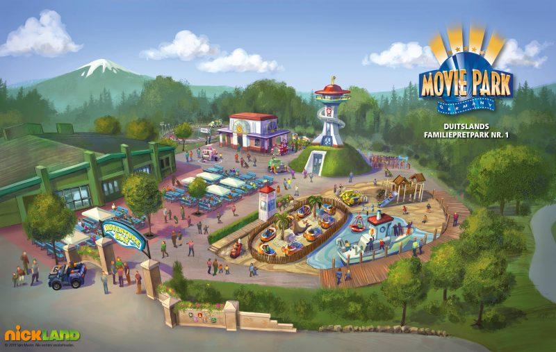 adventure bay movie park germany
