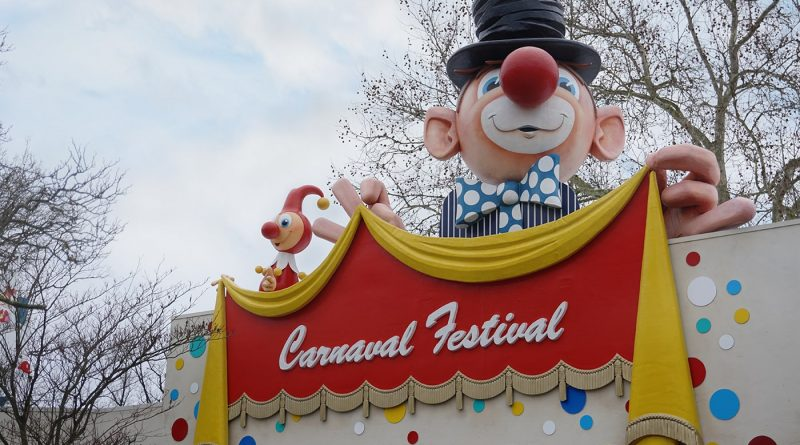 efteling carnaval festival