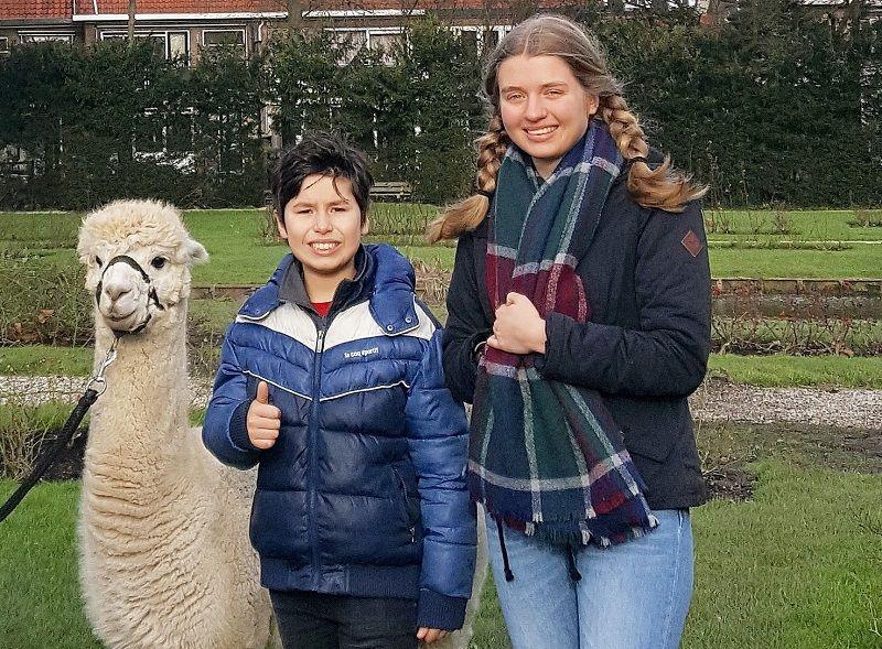 alpaca naam plaswijckpark