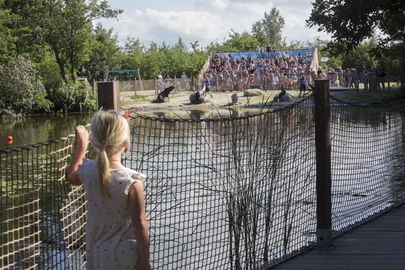 AquaZoo Friesland is op zoek naar vrijwilligers!