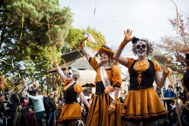 Bobbejaanland Halloween.Bobbejaanland Maakt Zich Op Voor Halloween Pretparknet Nl