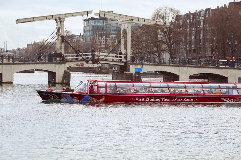 efteling rondvaartboot amsterdam
