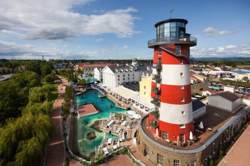 hotel bell rock europa park