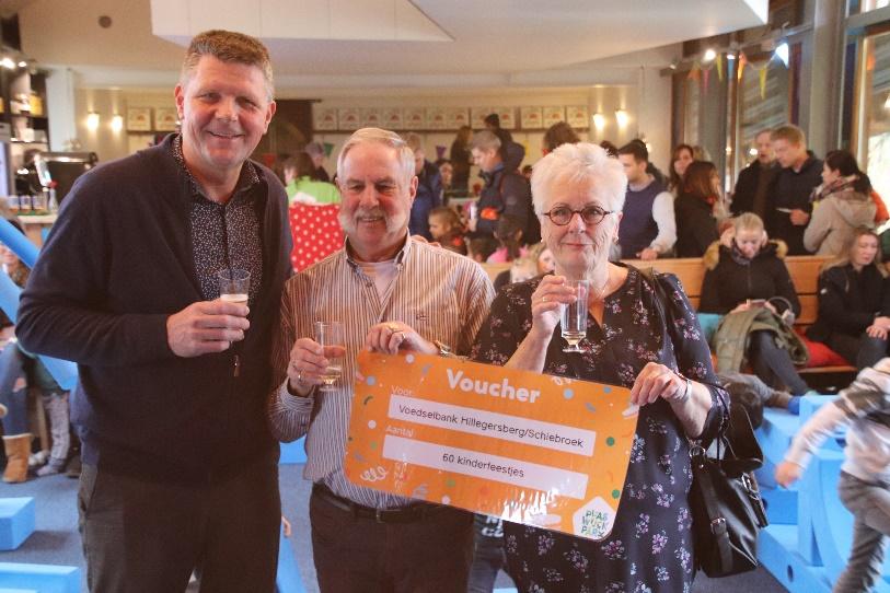 donatie voedselbank plaswijckpark