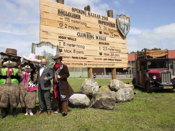 slagharen adventure trail