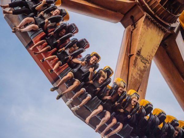 bobbejaanland sledge hammer beste attractie diamond themepark awards