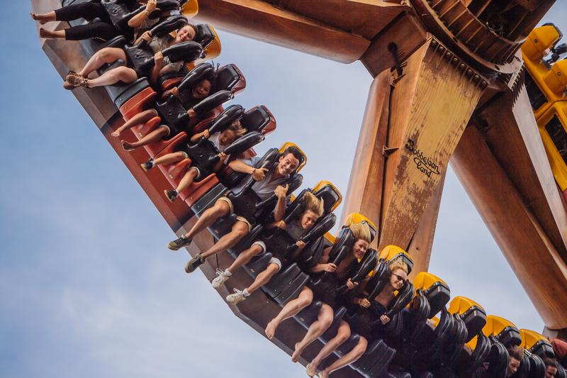 bobbejaanland sledge hammer beste attractie diamond themepark awards