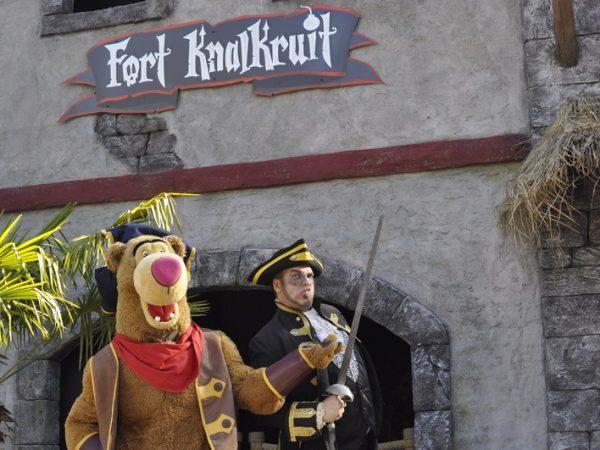 opening fort knalkruit hellendoorn
