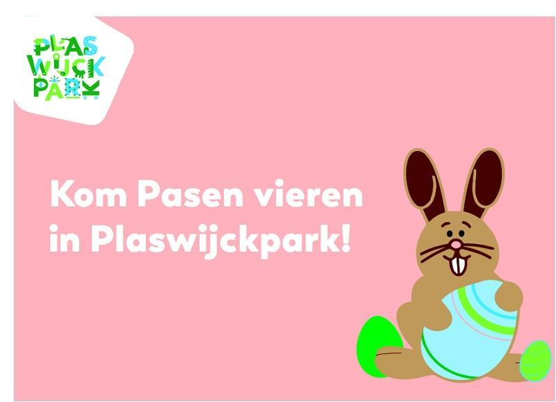 plaswijckpark paaseieren zoeken