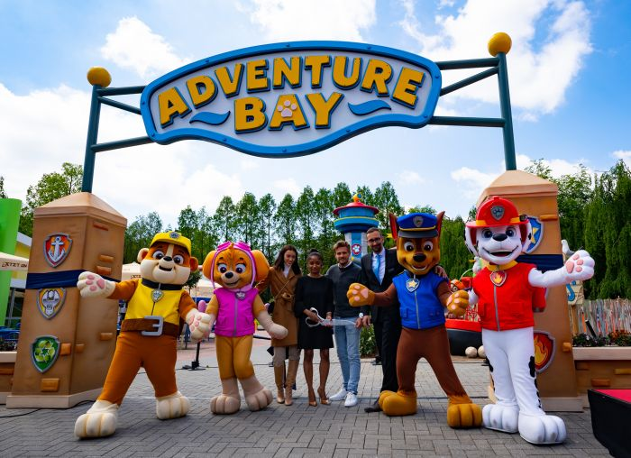 paw patrol movie park germany