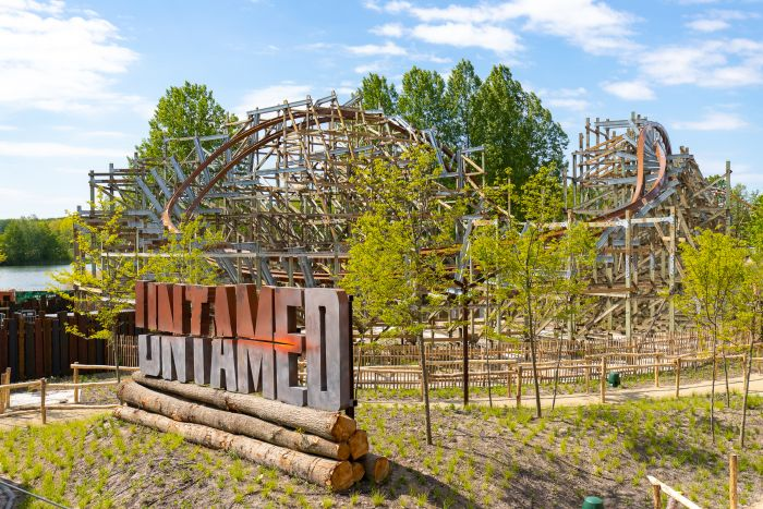 untamed walibi holland