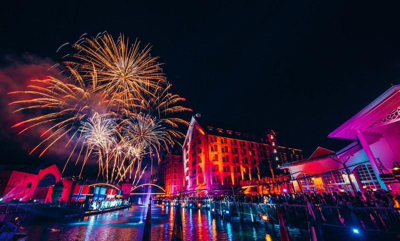 opening hotel kronasar europa park