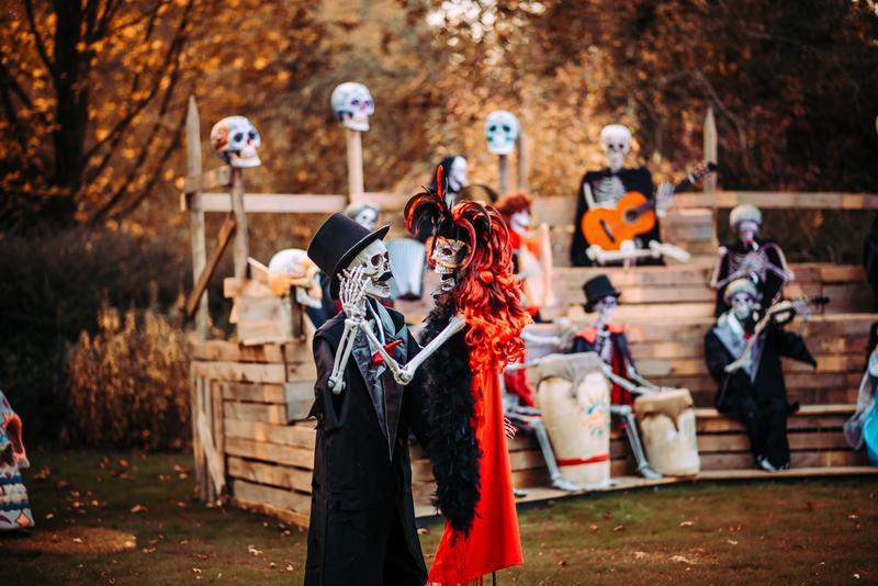 halloween bellewaerde