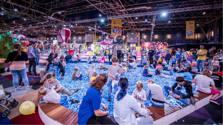 lego world jaarbeurs utrecht 2019