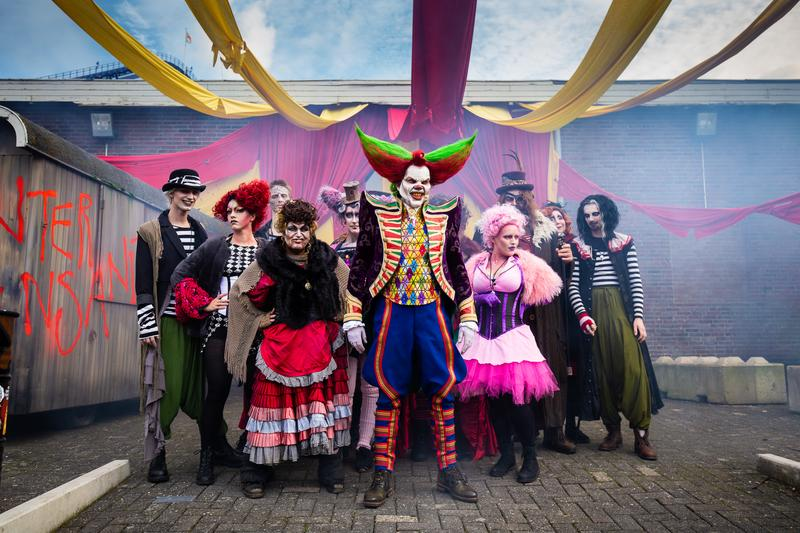 walibi holland fright nights opening
