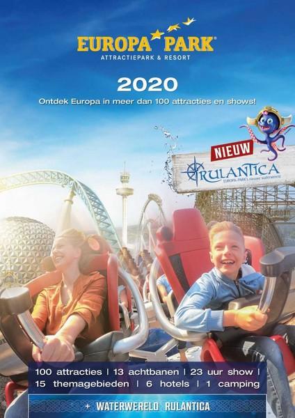 nieuwe brochure europa-park 2020