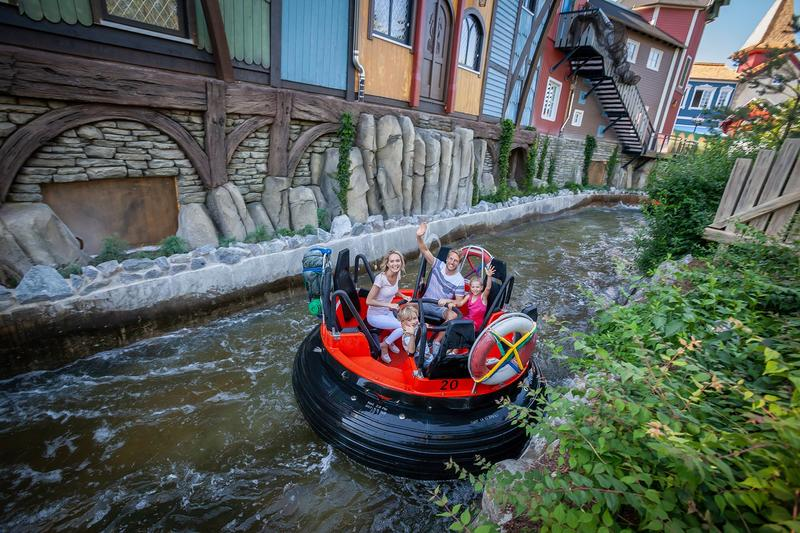 fjord rafting europa park