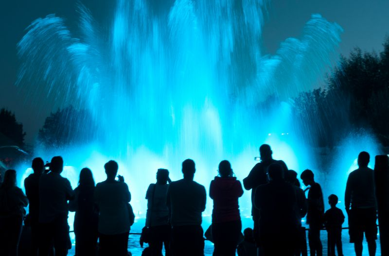 katara fountain toverland