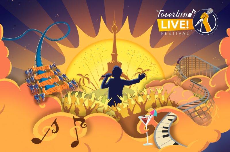 toverland live