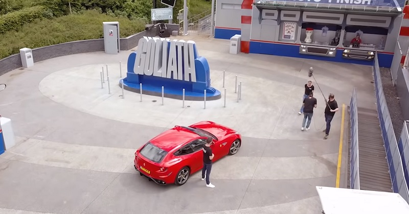 opening speed zone walibi holland