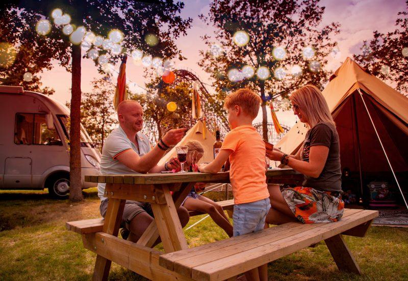 pop up summer camp toverland