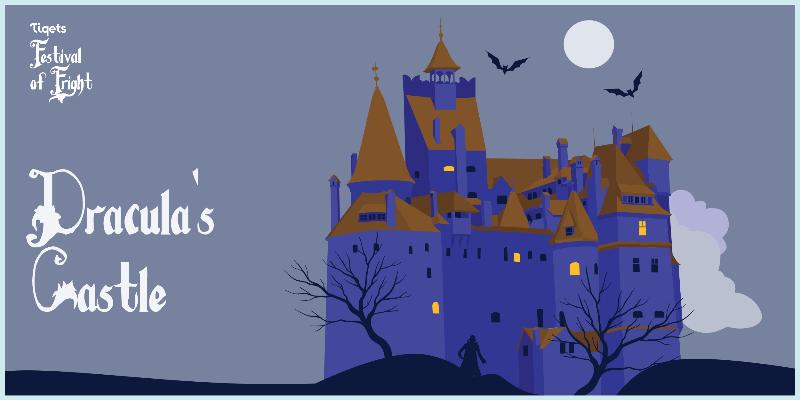 dracula's castle tiqets