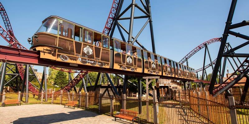 slagharen monorail