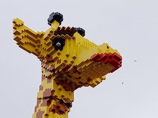 legoland discovery centre scheveningen giraf naam