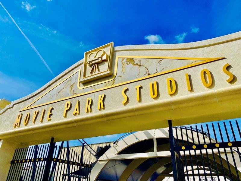 studio tour ingang