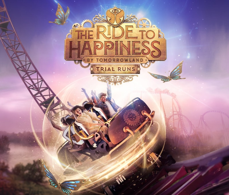 the ride to happiness by tomorrowland