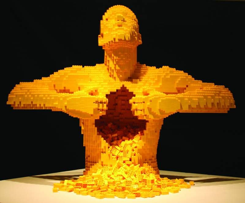 lego expositie