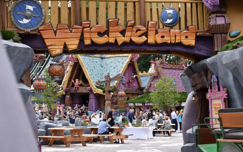 opening wickieland holiday park