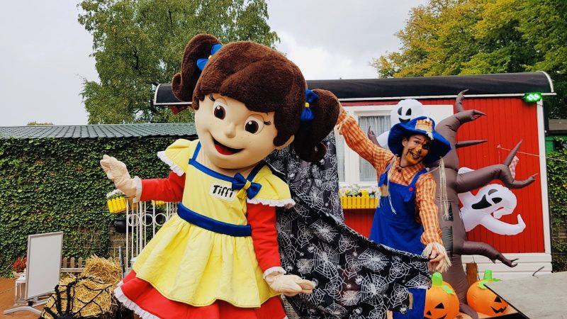 halloween park tivoli