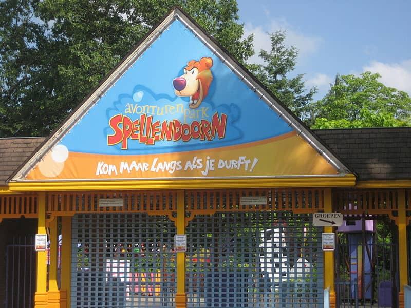 ingang avonturenpark hellendoorn